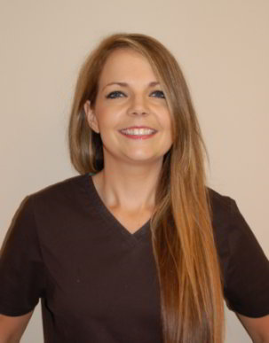 April Walter, Licensed Esthetician