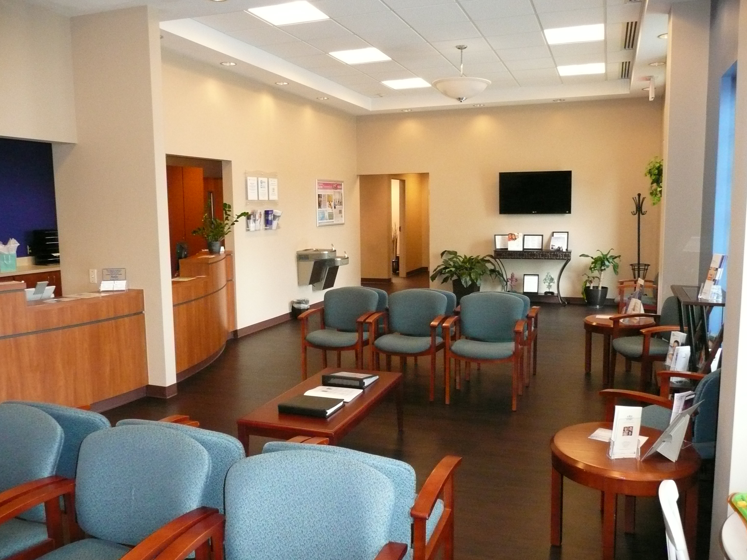 Waiting Room of Dermatology Specialists of Charlotte-2