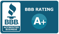 A+ BBB rating for Dermatology Specialists of Charlotte