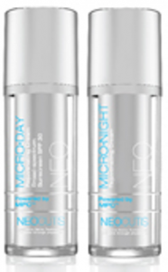 Neocutis day and night- available at DSCMD- your Ballantyne dermatologist