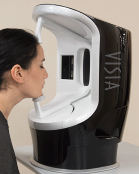 Visia- for a great skin care analysis